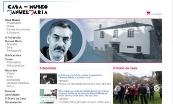 Información Casa de Manuel María