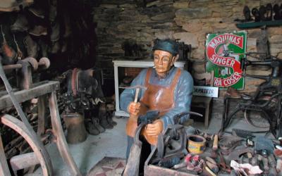 Información Museo Villapol, Pastoriza